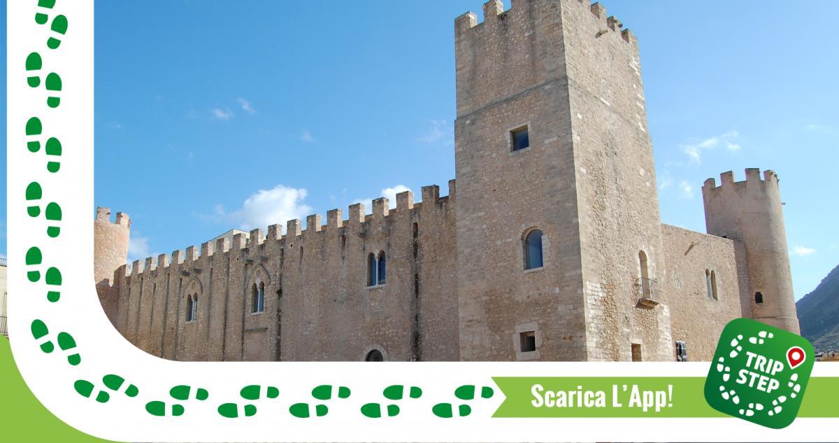 Alcamo Castello dei conti di Modica foto di Esculapio Via Wikimedia Commons