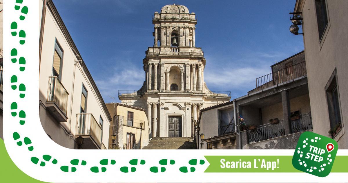 Buccheri Chiesa di Sant'Antonio foto di Davide Mauro via Wikimedia Commons