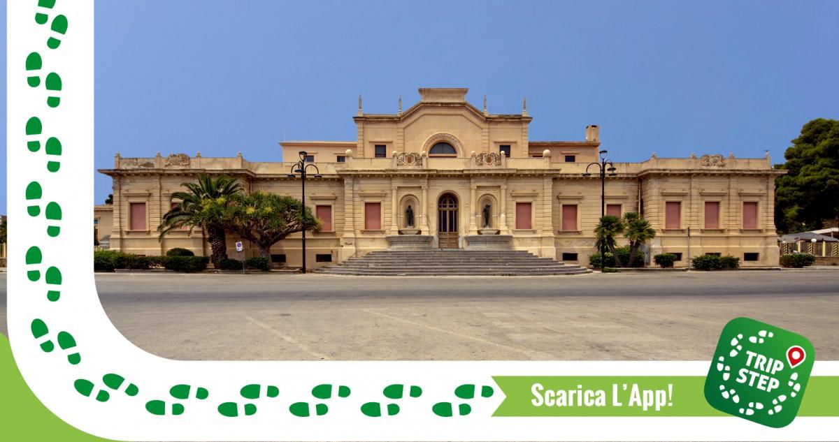 Grand hotel delle terme di Sciacca foto di trolvag via Wikimedia Commons