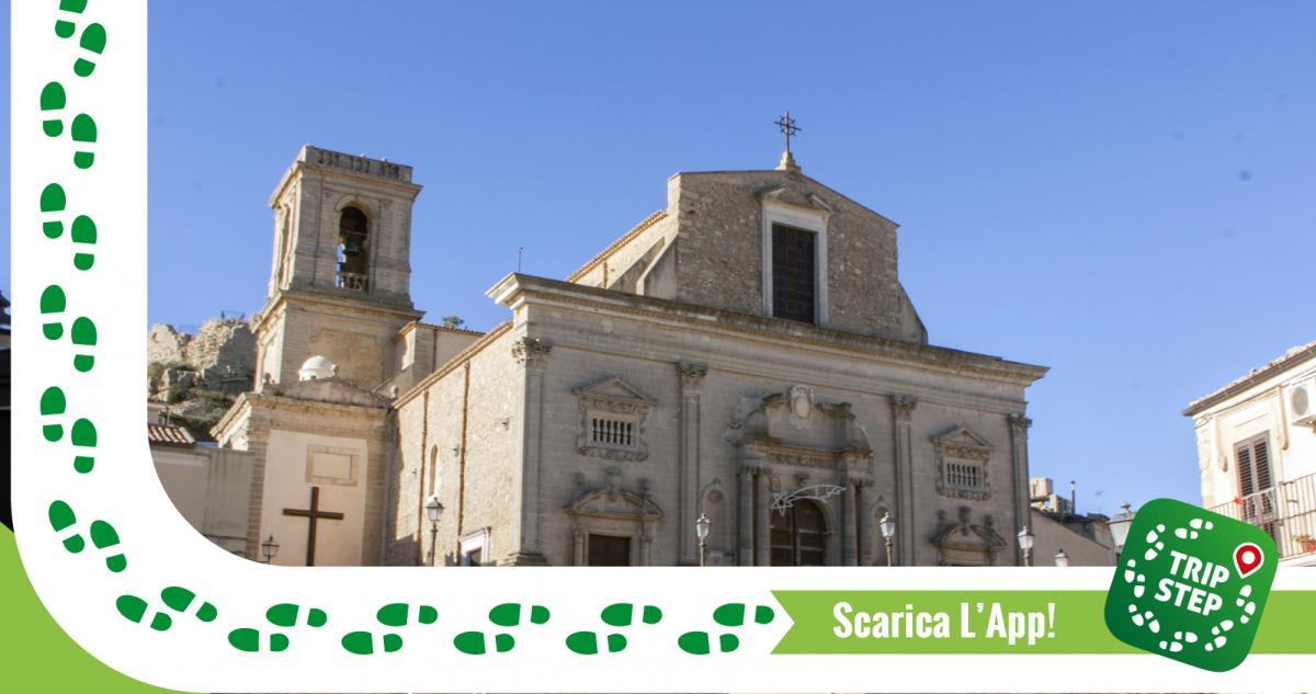 Licodia Duomo foto di Davide Mauro via Wikimedia Commons
