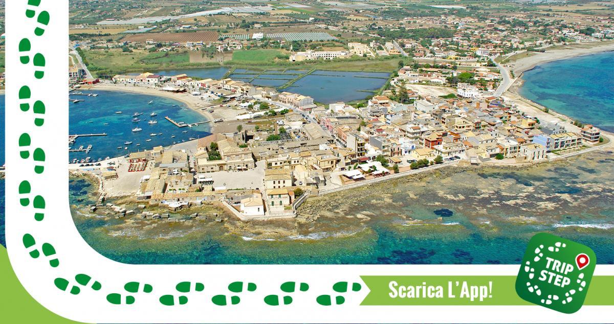 Marzamemi veduta aerea foto di: Michele Ponzio via Wikimedia Commons