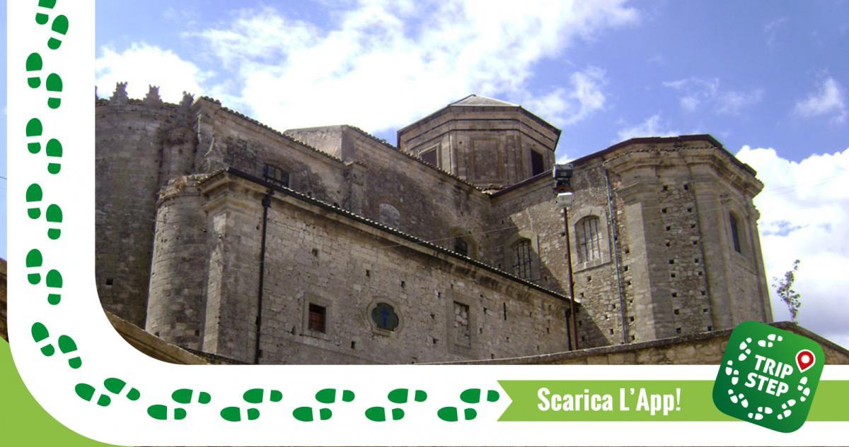 Mineo chiesa di Santa Agrippina foto di Carlo Blangiforti via Wikimedia Commons