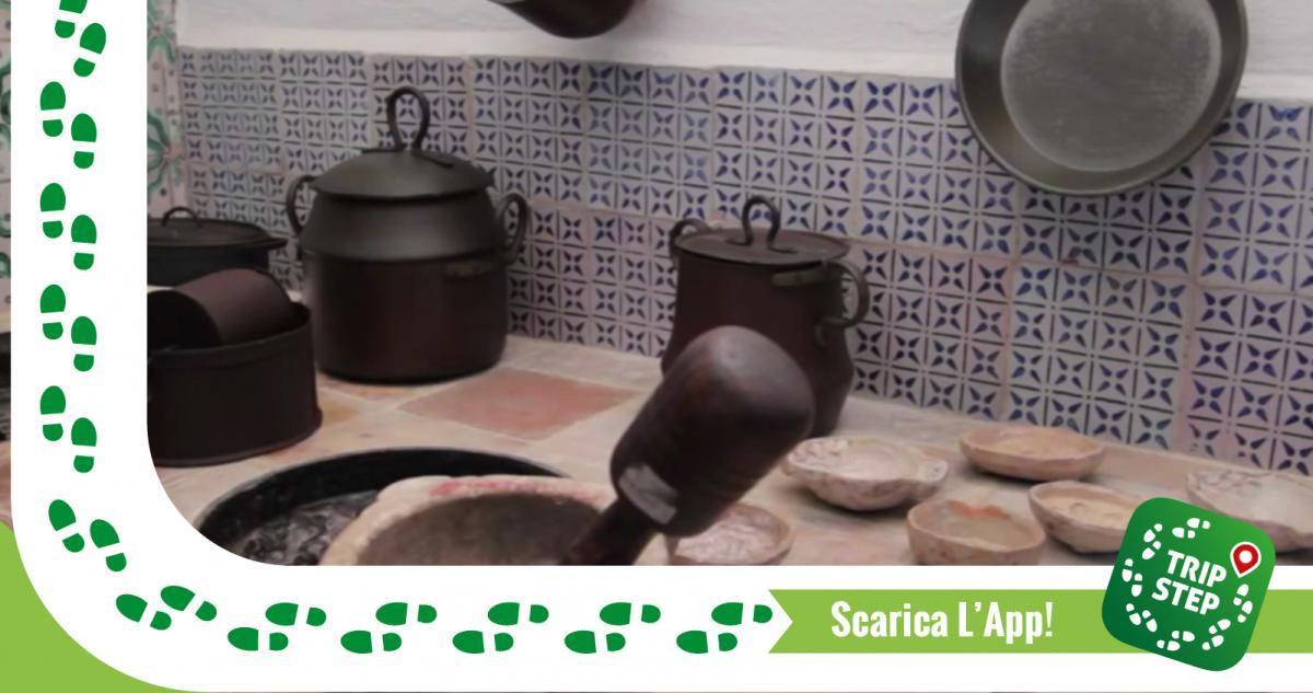 Museo etnografico siciliano Giuseppe Pitrè utensili cucina