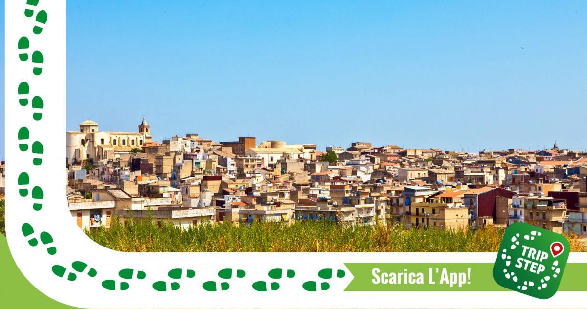 Panorama di Francofonte foto di CYPEBJ