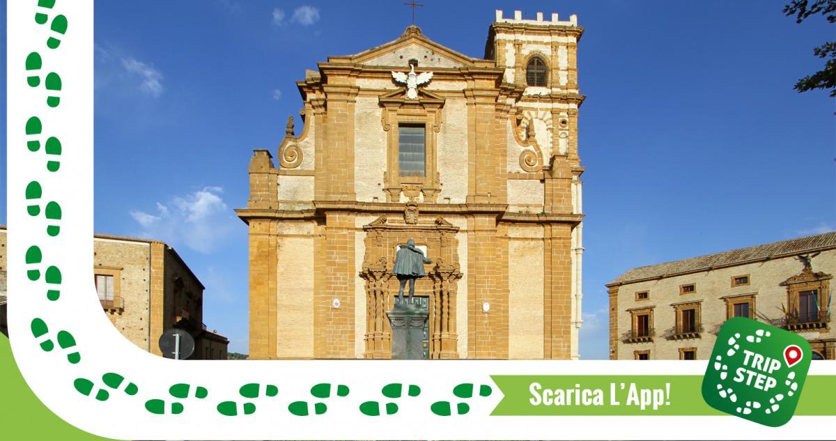 Piazza Armerina Cattedrale foto di Carlo Pelagalli via Wikimedia Commons