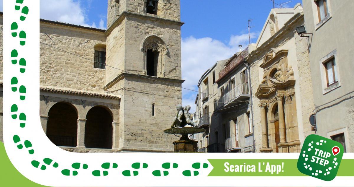 Via Roma chiesa di San Tommaso e chiesa delle Anime Sante foto di Leandro Neumann Ciuffo via Wikimedia Commons