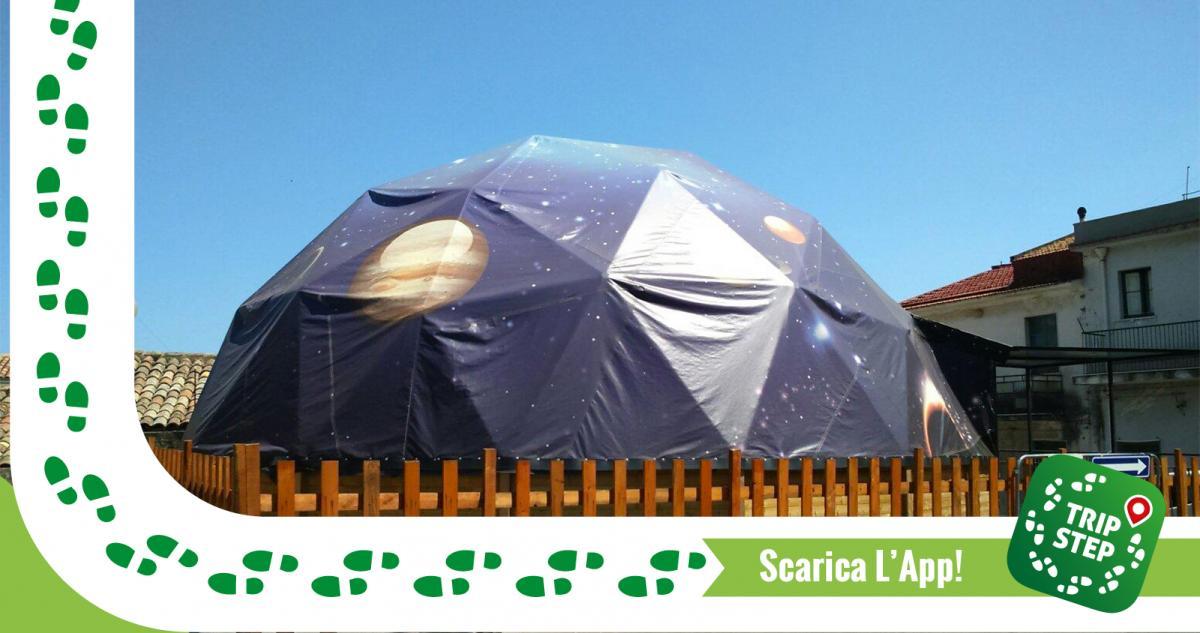 Planetario Zaffrana foto di Dimitri via Tripadvisor