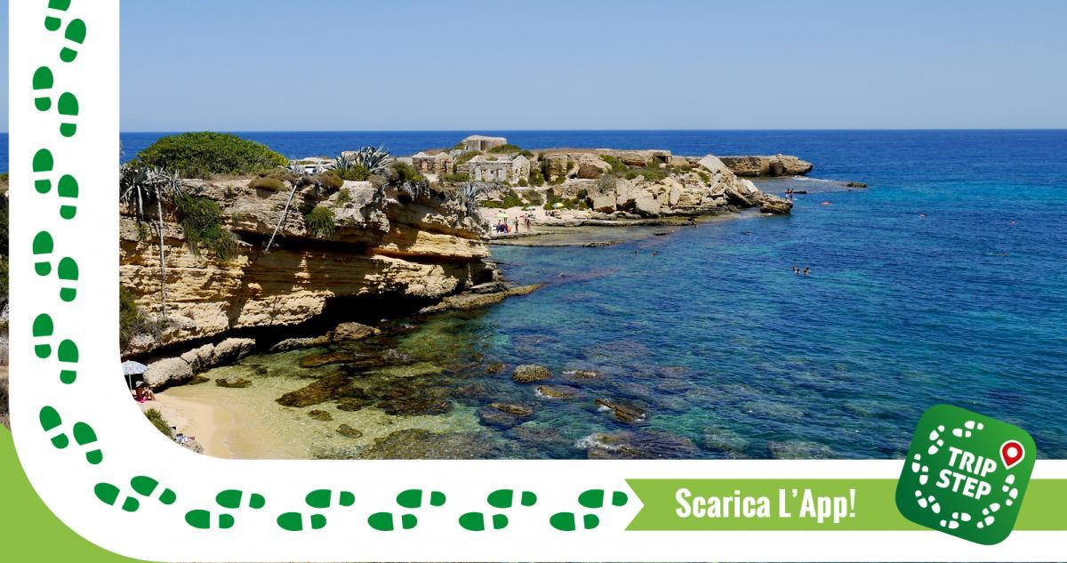 Area marina protetta Plemmirio punta della Mola foto di: Codas via Wikimedia Commons