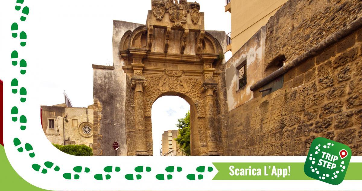 Porta San Calogero foto di trolvag via Wikimedia Commons