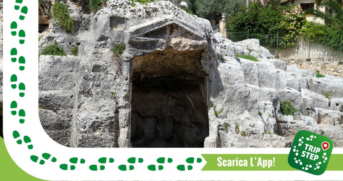 Presunta tomba di Archimede foto di: Carlo Pelagalli via Wikimedia Commons