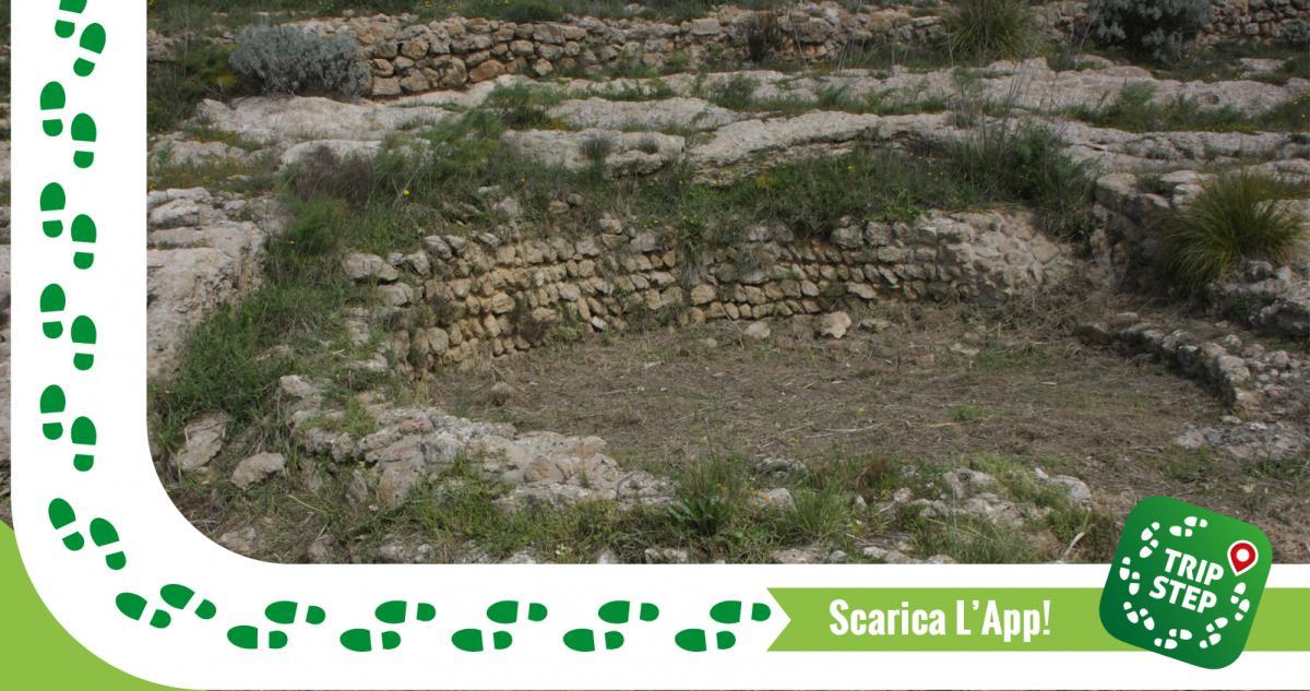 Sabucina capanne circolari foto di: Davide Mauro via Wikimedia Commons