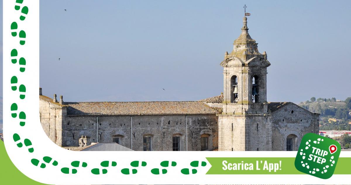 San Cataldo veduta laterale della chiesa madre e del campanile foto di: Sir87 via Wikimedia Commons