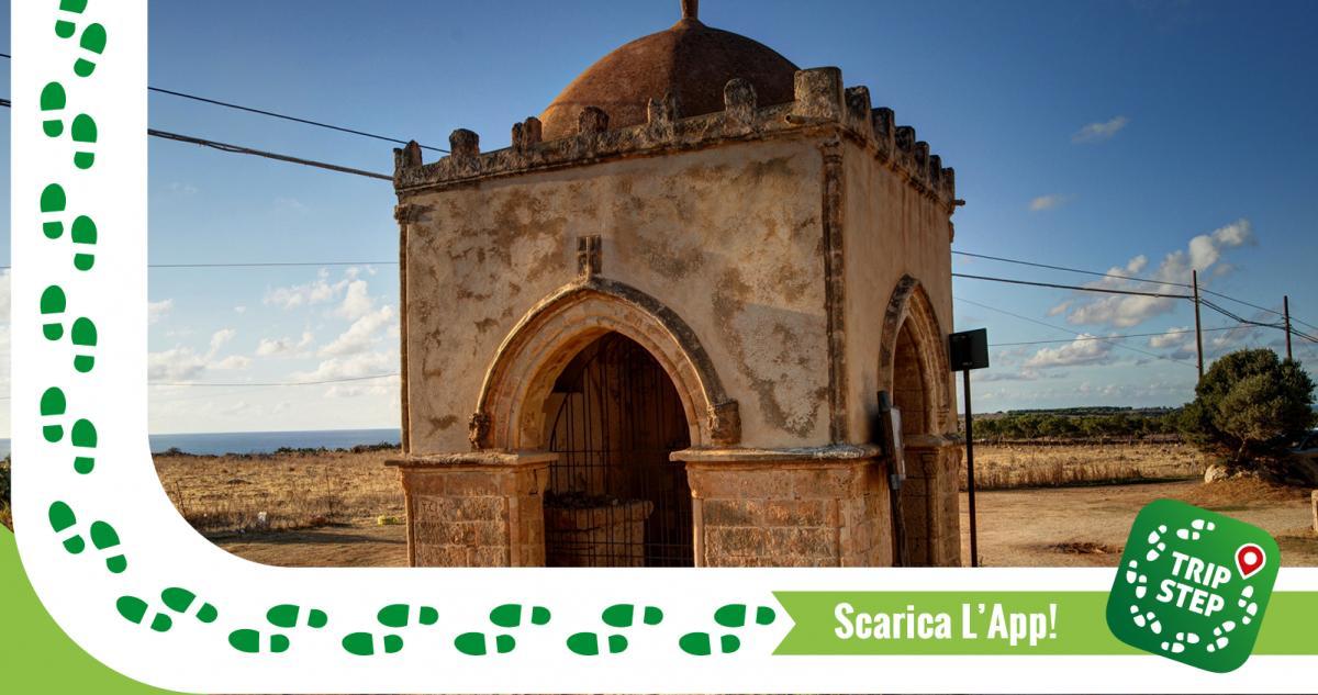 San Vito Lo Capo Capella Santa Crescenzia foto di Mboesch via Wikimedia Commons
