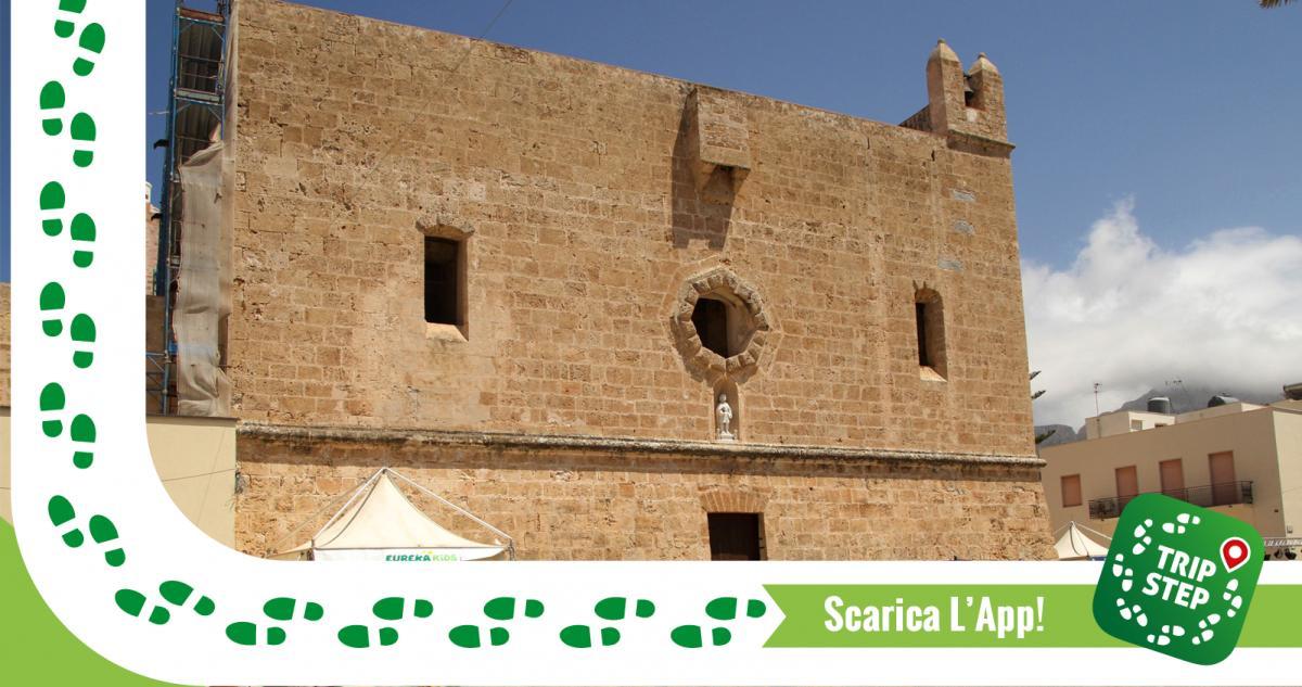 San Vito Lo Capo Santuario di San Vito foto di trolvag via Wikimedia Commons