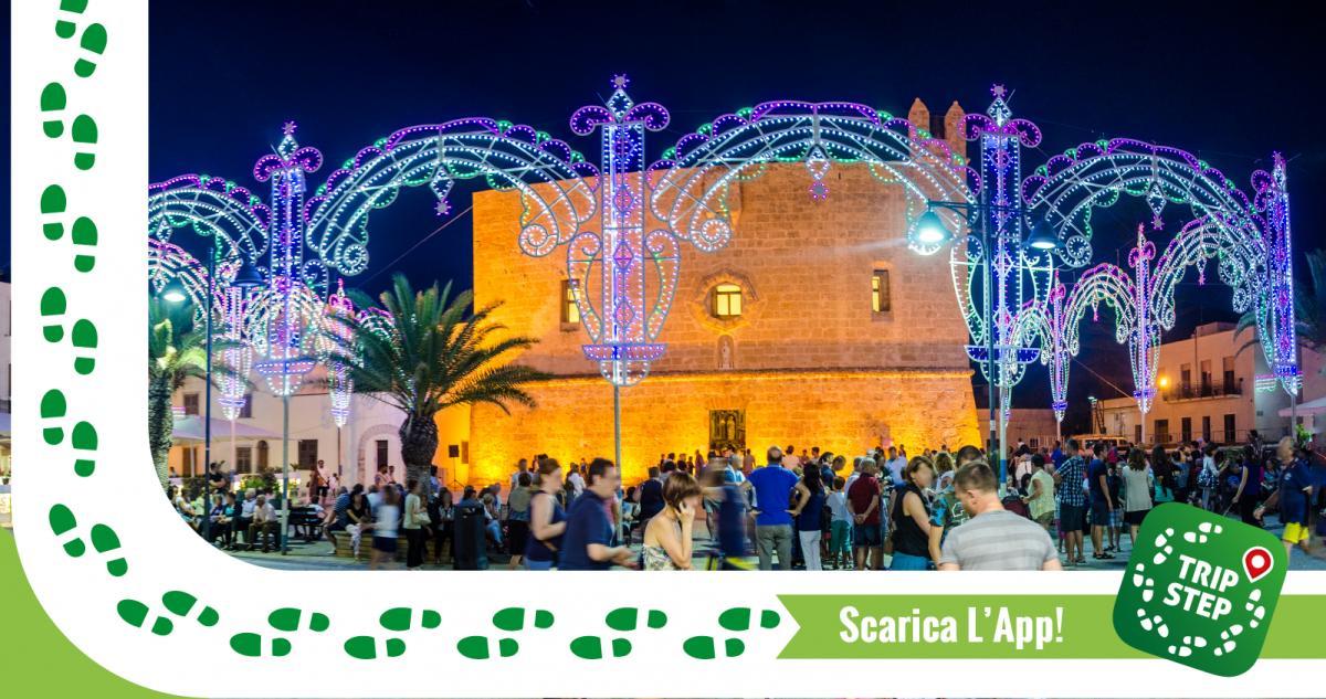 San Vito Lo Capo festa del patrono foto di Filippo Piazza via Wikimedia Commons