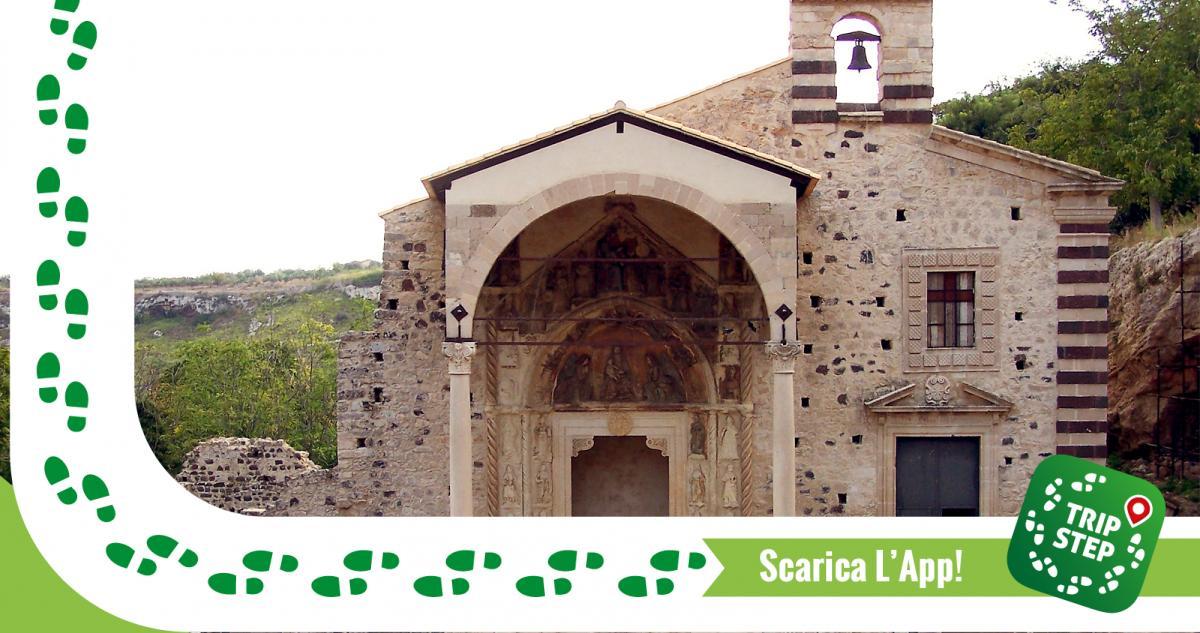 Santa Maria la Vetere facciata e portale foto di Matteo Malgioglio via Wikimedia Commons