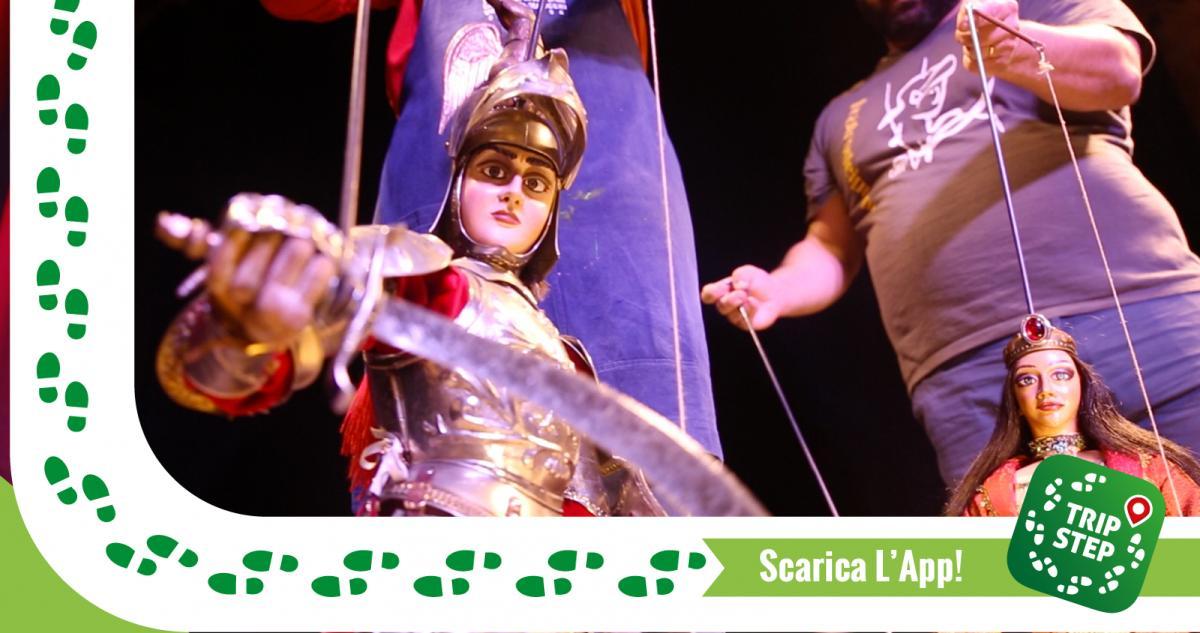 Siracusa Opera dei Pupi Vaccaro Mauceri