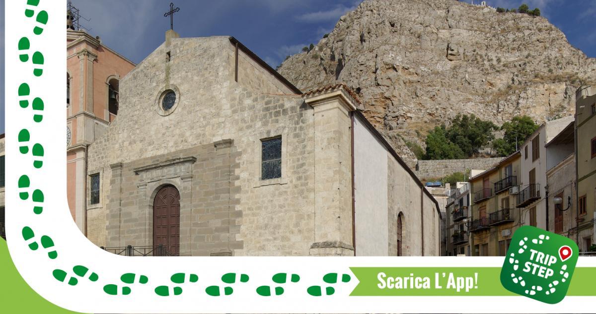 Sutera chiesa sant' agata foto di: Berthold Werner via Wikimedia Commons