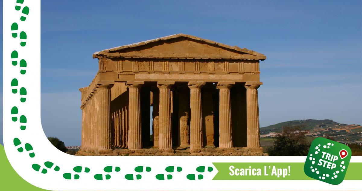Tempio della Concordia facciata Est foto di José Luiz Bernardes Ribeiro via Wikimedia Commons