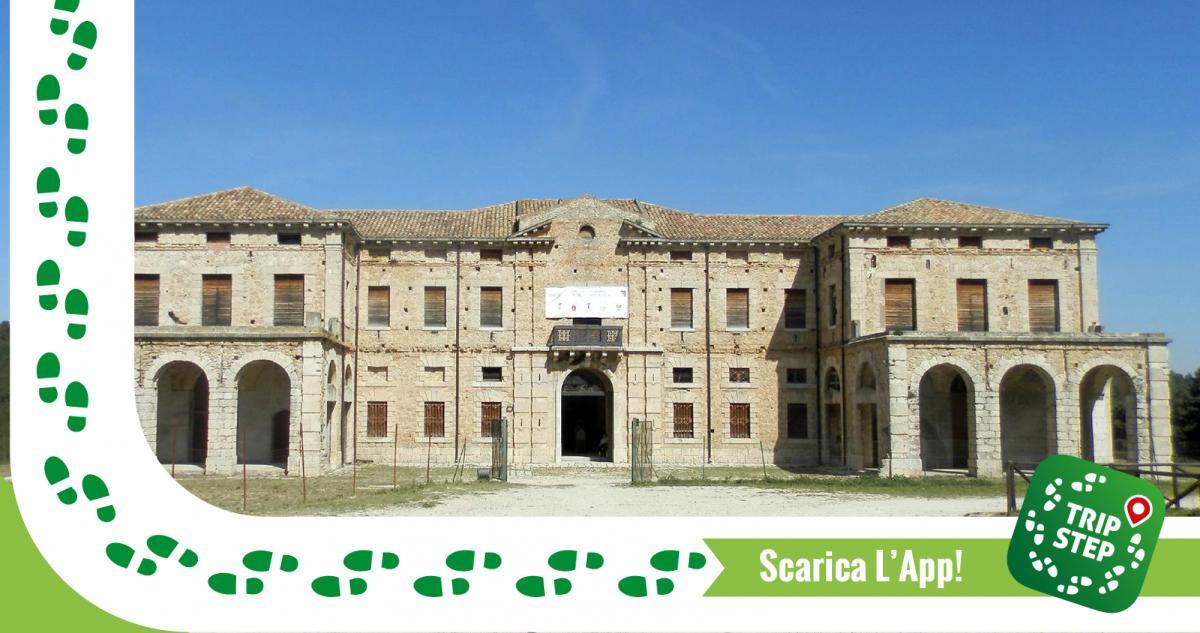 Parco minerario Floristella palazzo Pennisi foto di Barbara d via tripadvisor