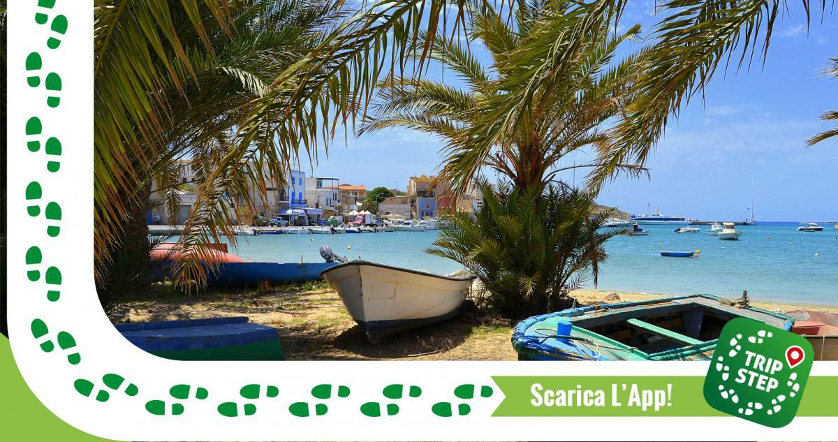 Lampedusa Porto vecchio foto di: PFD40 via Wikimedia Commons