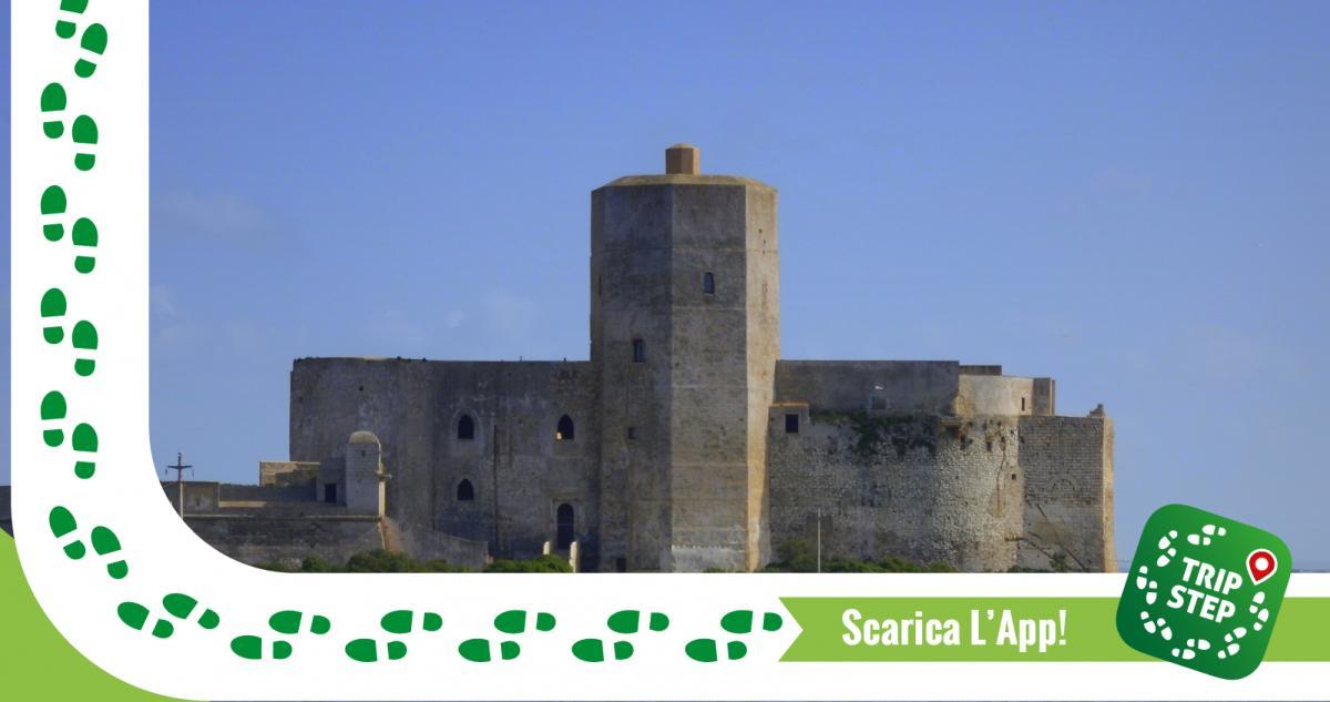 Trapani castello Colombaia foto di Andrea Albini via Wikimedia Commons