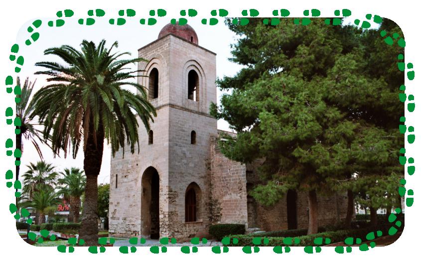 La chiesa di San Giovanni dei Lebbrosi