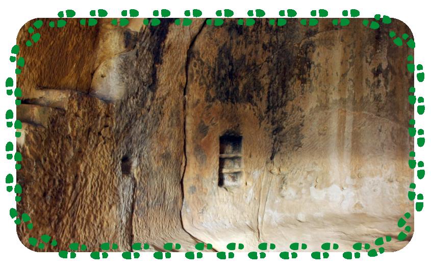 Le grotte della Gurfa