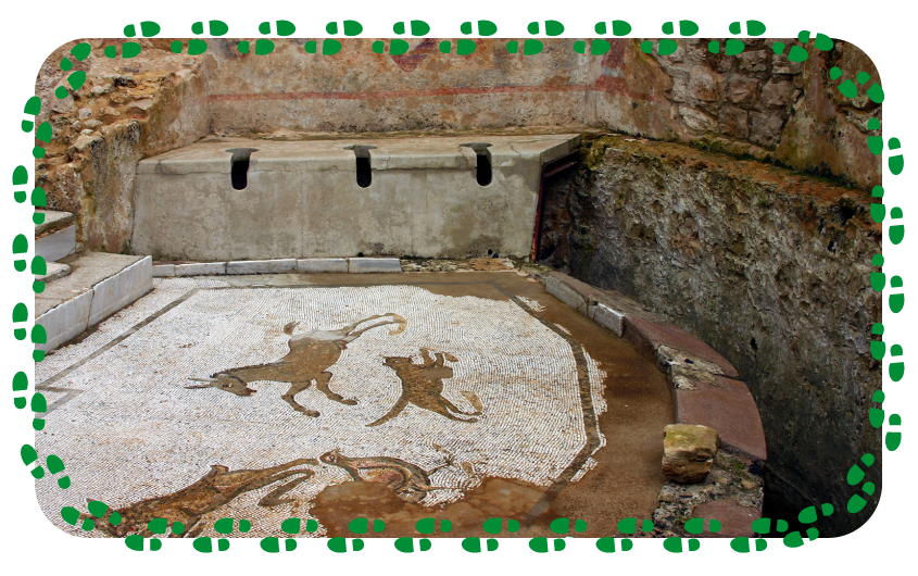 La Villa romana del Casale