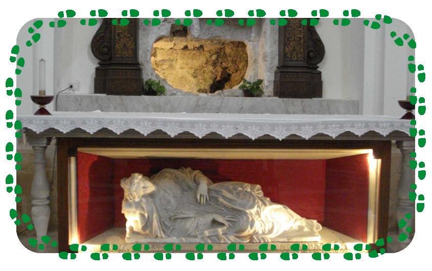 Chiesa di Santa Lucia fuori le mura e Sepolcro di Santa Lucia