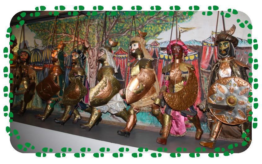 L' Opera dei Pupi di Ortigia