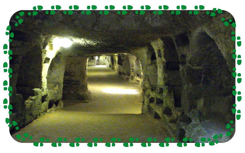 Catacombe di San Giovanni