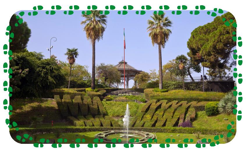 Il Giardino di Villa Bellini