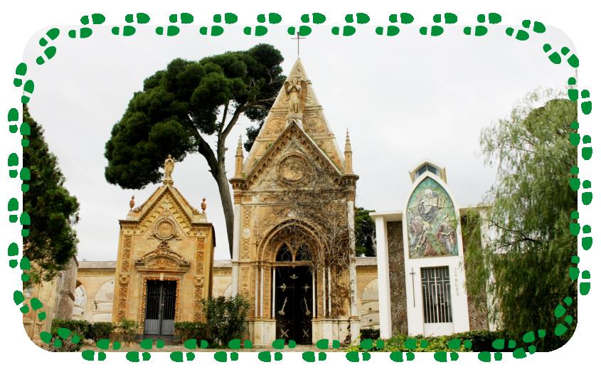 Cimitero monumentale di Caltagirone