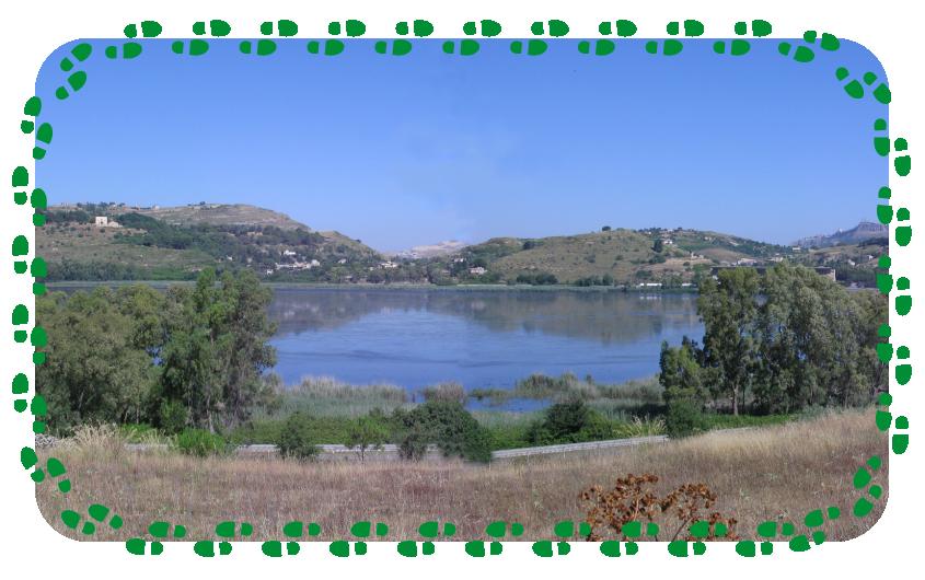 Lago di Pergusa e i Miti greci