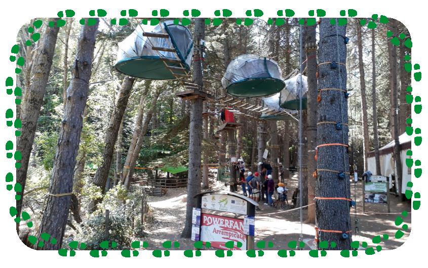 Parco avventura Madonie