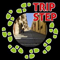 Caltagirone scalinata di Santa Maria del Monte foto di: trolvag via Wikimedia Commons
