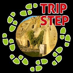 Grotte della Grufa ingresso foto di Davide Mauro via Wikimedia Commons
