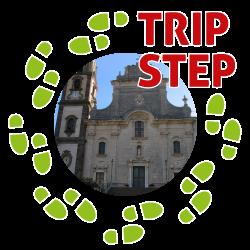 Castello di Lipari, facciata Cattedrale di San Bartolomeo foto di: Alessandro1947 via Wikimedia Commons