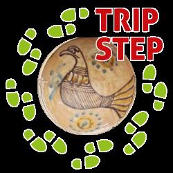 Museo della ceramica di caltagirone scodella in protomaiolica di Gela 1200ca foto di: Sailko via Wikimedia Commons