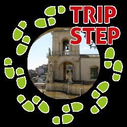 Scorcio della facciata della chiesa di San Paolo da via Vistabella via Tripadvisor