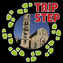 Duomo di Messina facciata e campanile con orologio astronomico