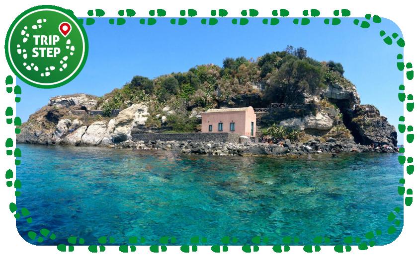Aci Trezza isola Lachea foto di: Mariom990 via Wikimedia Commons
