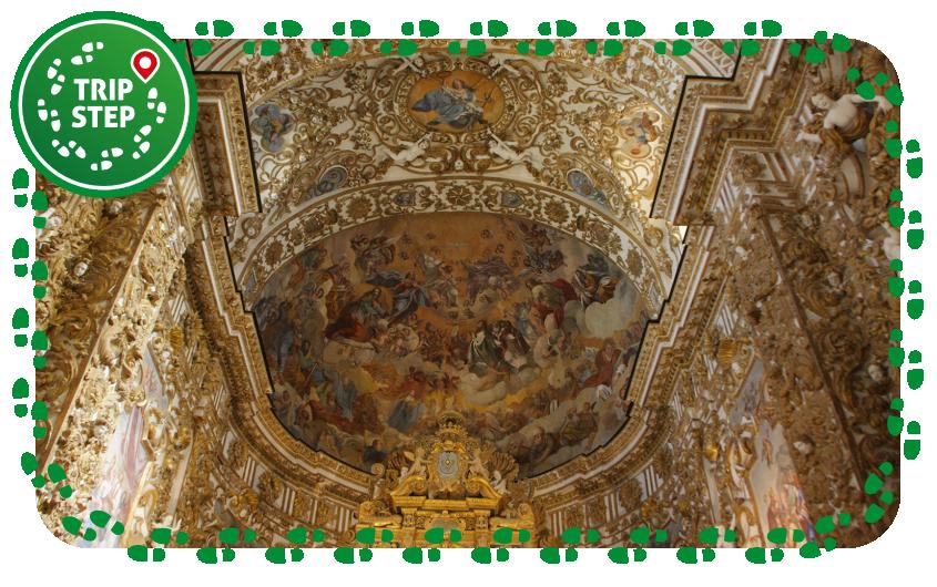Agrigento cattedrale di San Gerlando interno foto di: Davide Mauro via Wikimedia Commons
