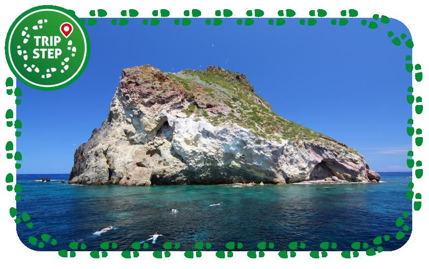 Arcipelago di Panarea Isolotto foto di Ghost in the Shell via Wikimedia Commons