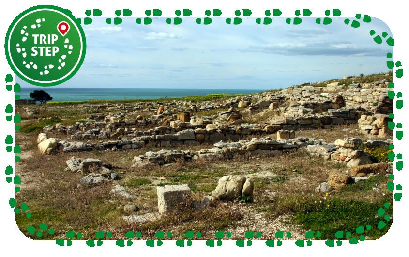 Area Archeologica di Eraclea Minoa foto di José Luiz Bernardes Ribeiro via Wikimedia Commons