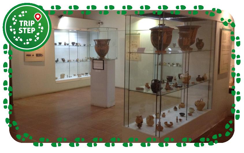 Area archeologica di Kamarina museo foto di Gianlucadierna via Wikimedia Commons
