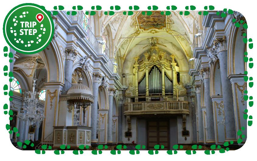 Basilica di San Sebastiano interno organo foto di JEAN C via Tripadvisor