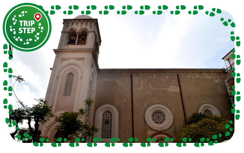 Castelmola Duomo di San Nicola di Bari foto di: Viktorija O. via Wikimedia Commons