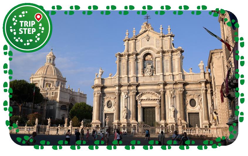 Catania Duomo facciata foto di: Luca Aless via Wikimedia Commons